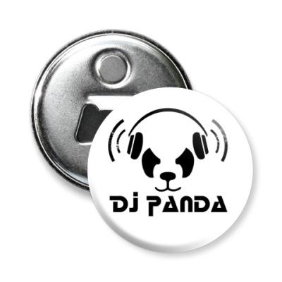 Магнит-открывашка -открывашка Panda