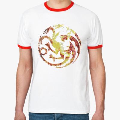 Футболка Ringer-T Khaleesi