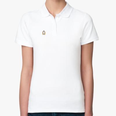 Женская рубашка поло Cerber