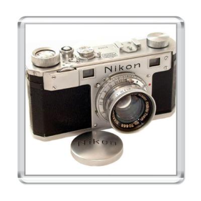 Магнит  Nikon