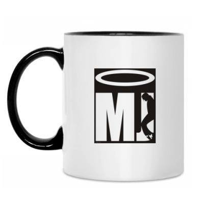 Кружка MJ is Saint © Mug