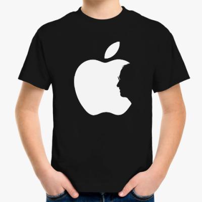 Детская футболка Steve Jobs