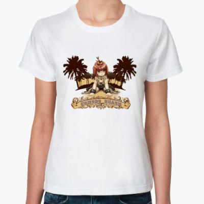 Классическая футболка Comodo beach