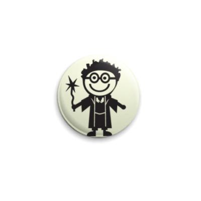 Значок 25мм Гарри Поттер