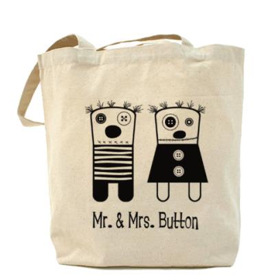 Сумка Mr. & Mrs. Button