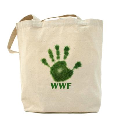 Сумка WWF. Дай пять!