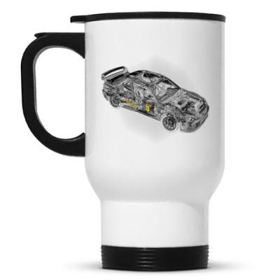 Кружка-термос Subaru