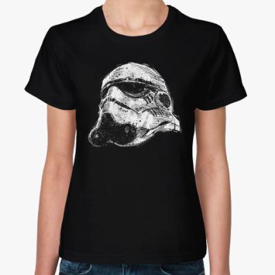 Женская футболка Шлем Штурмовика