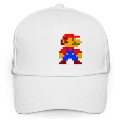 Кепка бейсболка Марио