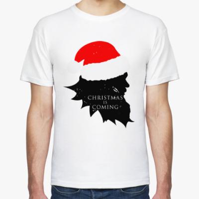 Футболка Christmas is coming