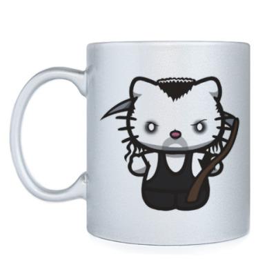 Кружка Kitty Undertaker