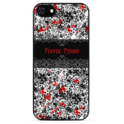Чехол для iPhone  flower passion
