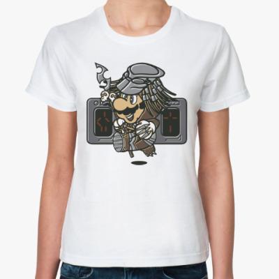 Классическая футболка Хищник