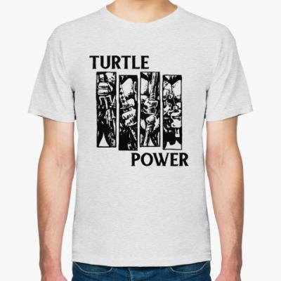Футболка Turtle Power