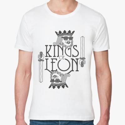 Футболка из органик-хлопка Kings of Leon