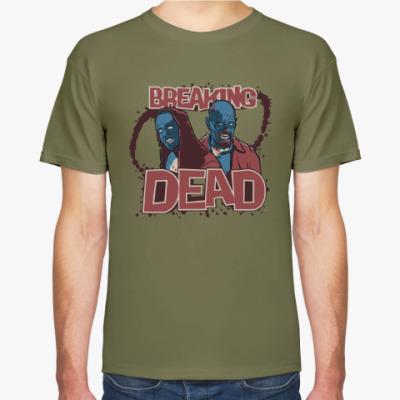 Футболка Breaking Bad - Walking Dead