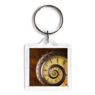 Брелок Time spiral