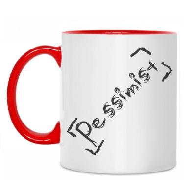Кружка Pessimist