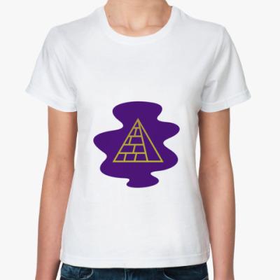 Классическая футболка The Pyramid