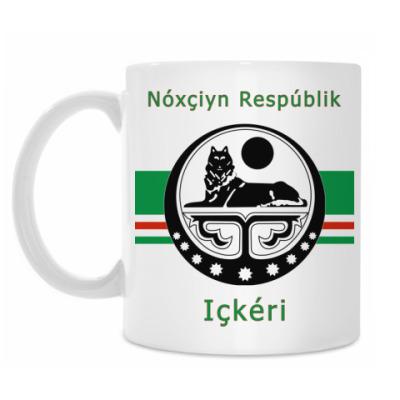 Кружка Чеченская Республика Ичкерия