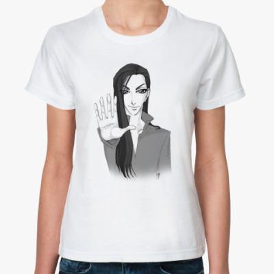 Классическая футболка 'Бисёнен'