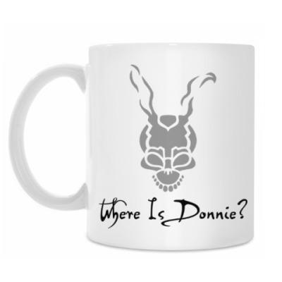 Кружка Где Донни?