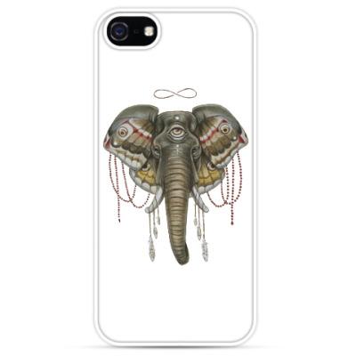Чехол для iPhone Индийский слон
