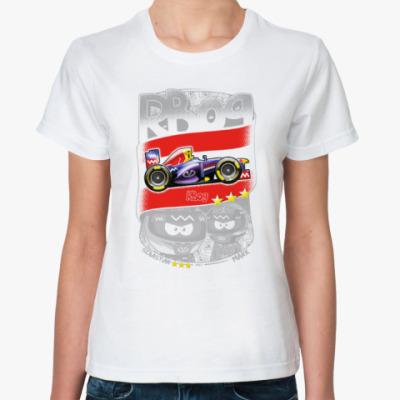 Классическая футболка RB09 '13