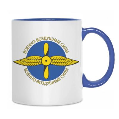 Кружка с эмблемой ВВС