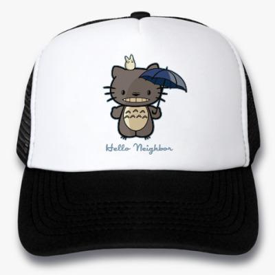 Кепка-тракер Hello Totoro