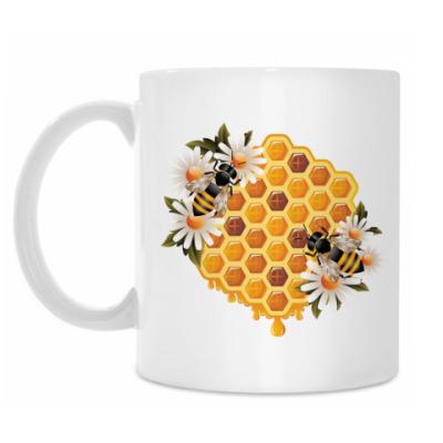 Кружка Пчелы и мед