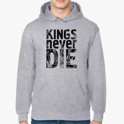Толстовка худи Kings Never Die. Eminem