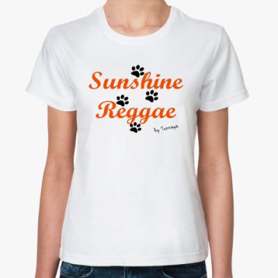 Классическая футболка SunshineReggae