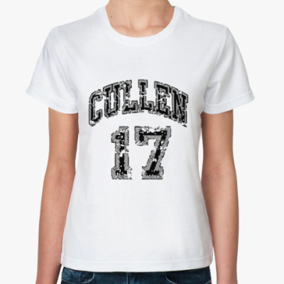 Классическая футболка Cullen 17