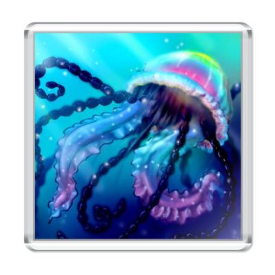 Магнит Медуза