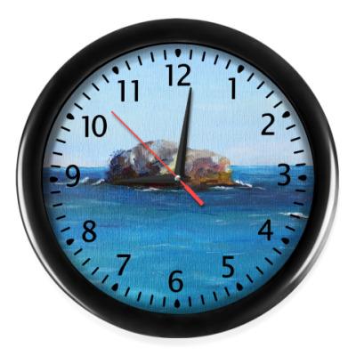 Настенные часы 'Синева'
