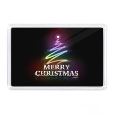 Магнит Рождество