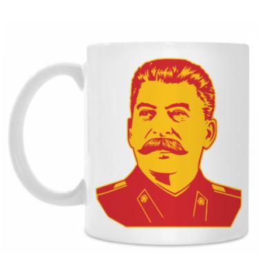 Кружка Сталин