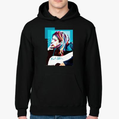 Толстовка худи Kurt Cobain
