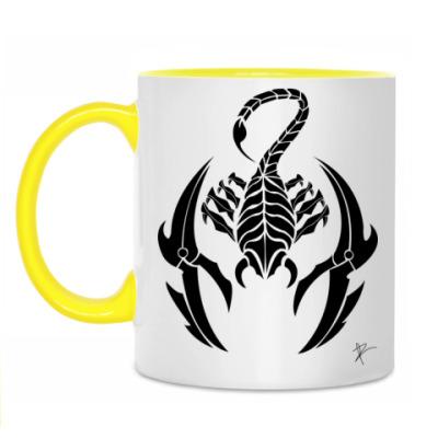 Кружка Скорпион