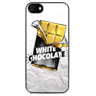 Чехол для iPhone Carl WHITE CHOCOLATE Gallagher. Shameless