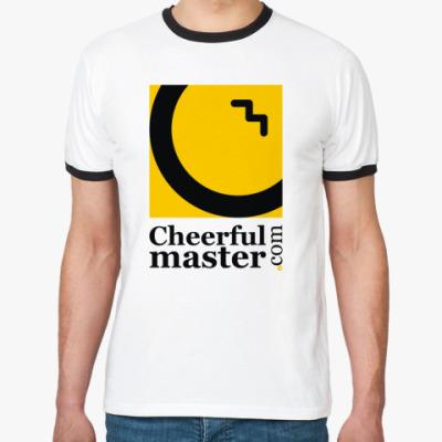 Футболка Ringer-T Cheerful Mast