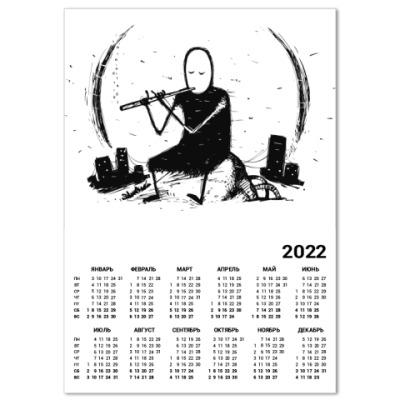 Календарь Mr. Freeman 5