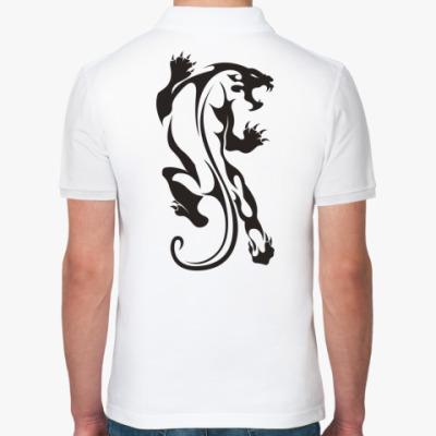 Рубашка поло Дикая Кошка