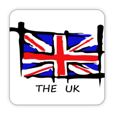 Костер (подставка под кружку) UK