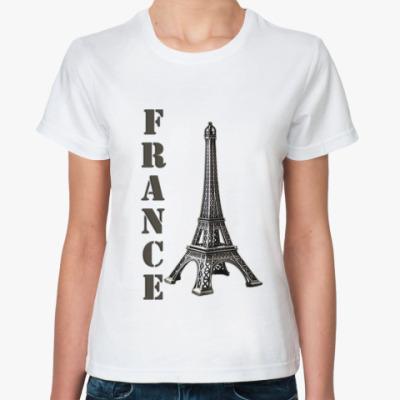 Классическая футболка Франция