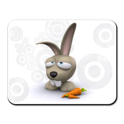 Коврик для мыши Коврик Bunny