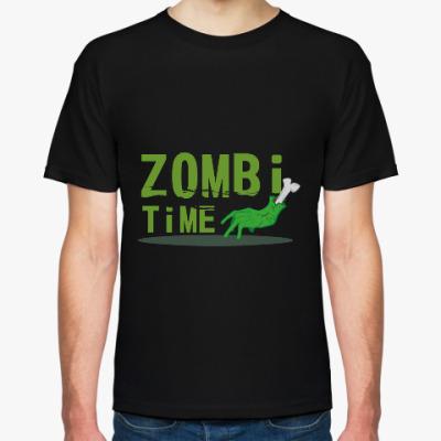 Футболка Zombi Time