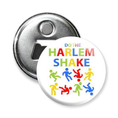 Магнит-открывашка Harlem Shake