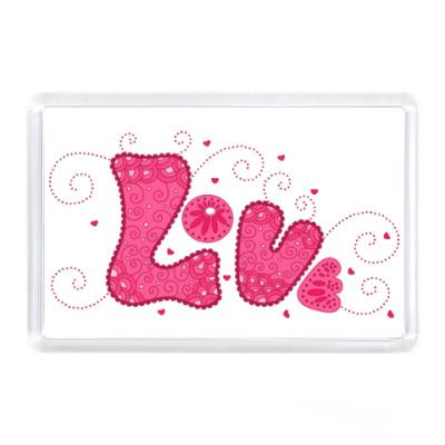 Магнит Pink Love
